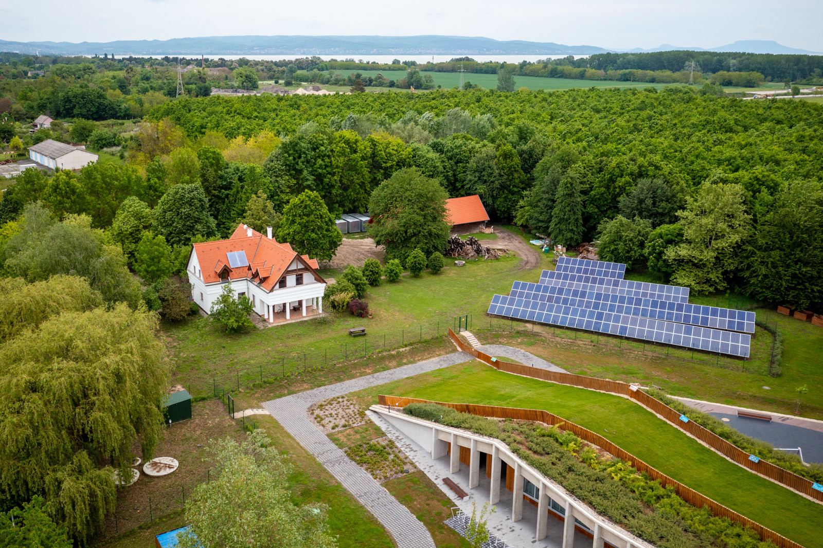 Megújult a Kis-Balaton Látogatóközpont kutatóháza