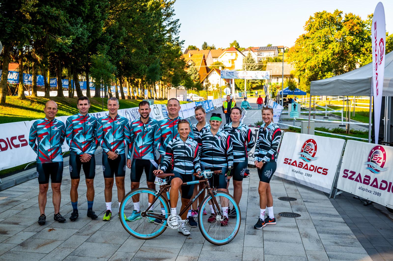 Szabadics Ride Company Challenge: ismét megmérkőztek a cégek az ország egyik legnagyobb sporteseményén